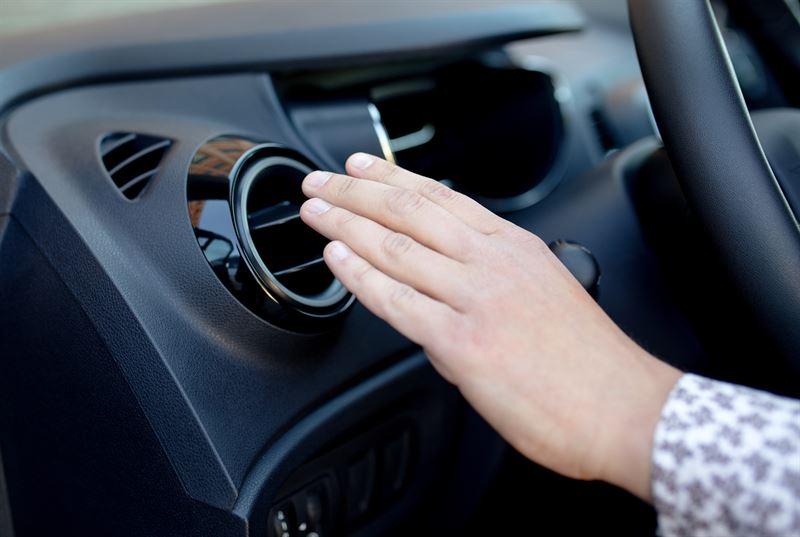 części do układu klimatyzacji samochodowej